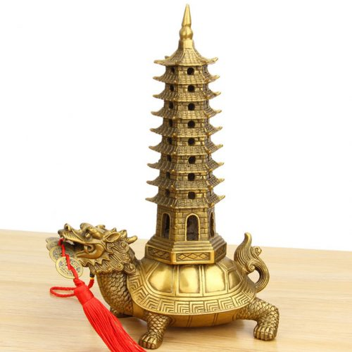 feng shui pagodas