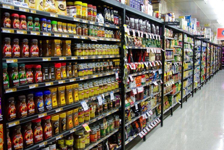 supermarket equipment