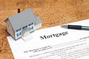Property second mortgage