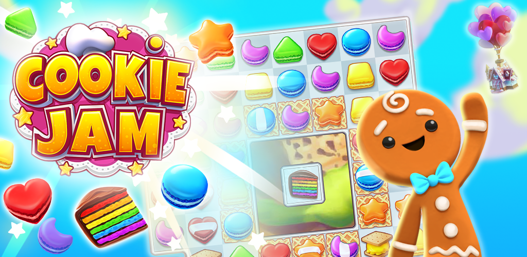 Cookie Jam Blast Strategy