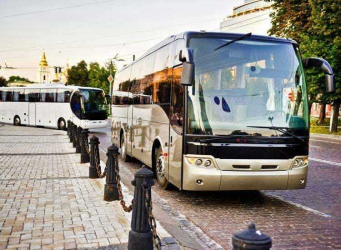 best facilitated bus for your tour travel