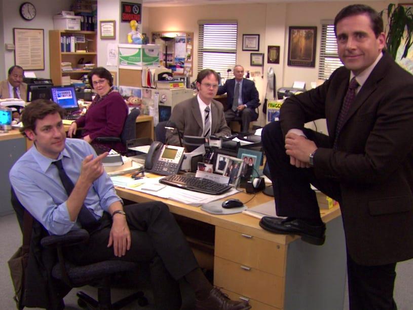Office trivia character quiz